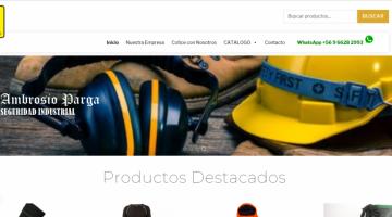 Ambrosio Parga - Seguridad Industrial
